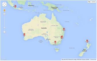 Page Views - Australia